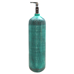 GENTEC Carbon Composite Cylinder, with Toggle, Size M22A E