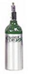 M4 Medical Oxygen Cylinder, Aluminum
