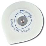 SureTrace ECG Electrode, Foam, w/Conductive Adhesive Gel, Adult, 3/pk