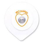 Positrace ECG Electrode, w/Diaphoretic Foam Conductive Adhesive Gel, Adult, 3/pk