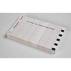 MedaSonics Recorder Paper, 30-230 BPM Scale