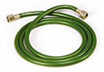Oxygen Hose with 1/8Male NPT and One Female Fitting, 6ft