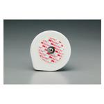 Red Dot Foam Monitoring Electrode, 2inch Diameter, w/Abrader, 3/bg