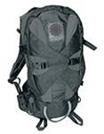 Longbow Emergency Operations Pack, 26inch L x 12inch W x  8inch D, Swat Black