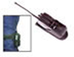 Omni Holster Radio Carrier, Ballistic Nylon, Adjusts To Fit Nearly All Hand-Helds