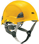 Petzl Vertex Best Helmet, Approved ANSIZ89 For General Rescue, Yellow