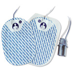 Medi-Trace 1710H Defibrillation Electrodes, 3 3/4inch x 5 3/4inch, Philips/Laerdal