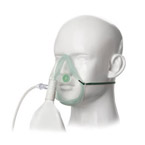 Intersurgical EcoLite, High Concentration Oxygen Mask with Tube, 2.1m, Adult