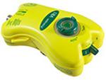 Pneupac VR1 Ventilator, incl Regulator and Circuit w/PEEP Valve