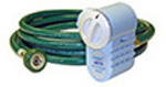 Air/Oxygen Mixer w/Green Hose, DISS Fitting, for Newport HT70 Plus Ventilator