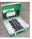 Mass Casualty 02 Manifold, Standard, w/Green Hard Case, 18inch x 16inch x 10inch *Discontinued*