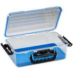 Field Box, Guide PC 3700, Large, Waterproof, TPR Lining, 14inch x 9inch x 5inch, Blue