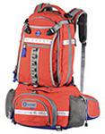 Trauma Backpack, 3N1 Medical Pack System, Orange