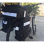 Curaplex Bicycle Saddle Bag
