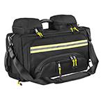 Curaplex® Advanced EMS Bag, Anti-bacterial Impervious, Black