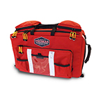 Zenith ALS/BLS or Airway Bag, Red Outside dimensions 24Lx16Hx10W Inside dimensions 22Lx12Hx9W
