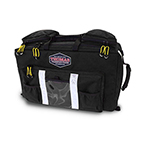 Bag, Zenith ALS/BLS or Airway, Black, Fluid Free Outside dimensions 24Lx16Hx10W Inside dimensions 22Lx12Hx9W