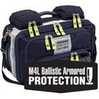 OMNI PRO, BLS/ALS Total System w/ Ballistic Panel, TS2 Ready, Blue Nylon