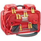 OMNI PRO, BLS/ALS Total System with M4L Armored Ballistic Protection, Red ICB, TS2 Ready