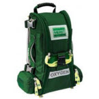 RECOVER PRO O2 Response Bag, TS2 Ready, Green