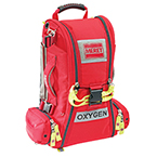RECOVER PRO O2 Response Bag, TS2 Ready, Red*Discontinued*