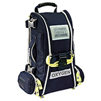 RECOVER PRO O2 Response Bag, TS2 Ready, Blue*Discontinued*