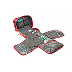 AIRWAY PRO Intubation Tri-Fold Module, ICB (Infection Control Bag), TS2 Ready, Red