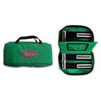 Thomas EMS Small Removable Drug Kit, Green