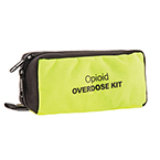 Opiate Overdose Kit Case Only, Safety Yellow