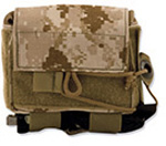 TitanCare Operator Medical Pouch w/o Contents, Marpat*LIMITED QUANTITY*