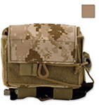 TitanCare Operator Medical Pouch w/o Contents, Coyote Brown