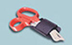 Elastic Strip Unit, Attaches To Any Velcro Loop Surface, Black, One Loop