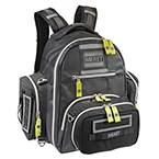 Meret PRB3+ PRO Personal Response Bag, Infection Control Black, TS2 Ready
