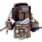 TitanCare Primary Medical Pack, Coyote Brown