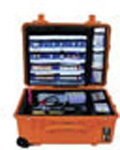 Thomas Clima-Tech Climate Controlled EMS Case, 14inch x 13inch x 6inch, Orange