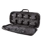 Collie Clip Bag, 8-Clip, Black
