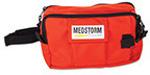 Curaplex EMS Rescue Fanny Pack, Orange