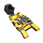 Helmet Harness for LSP Miller Full Body and Half Back Immobilization Boards