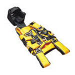 Vertical Lift Strap Assembly, for LSP Miller Full Body and Half Back Immobilization Boards