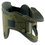 Perfit ACE Adjustable Collar, Military Version, Adult, Olive Drab