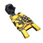 Standard Head Harness for LSP Miller Full Body and Half Back Immobilization Boards