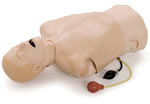 Deluxe Difficult Airway Trainer, Inflatable Tongue, w/Carry Case