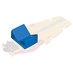 *Discontinued* Pro-Lite Speedboard Headblock, Blue