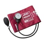 Prosphyg 760 Pocket BP Unit, Burgundy, Large Adult, Size 12, 34 to 50 cm
