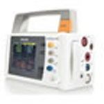 Intellivue MP2, w/ECG, RESP, NiBP, SpO2, EtCO2 with Mainstream Option