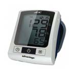 Advantage 6015N Wrist Digital BP Monitor, Navy, Adult, Case