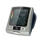 Advantage Ultra 6016N Wrist Digital BP Monitor, Navy, Adult, Case