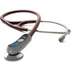 Adscope 658, Stethoscope, Electronic, Burgundy