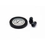 Littmann Stethoscope Spare Parts Kit for Master Cardiology, Black