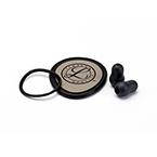 Littmann Stethoscope Spare Parts Kit for Lightweight II SE, Black